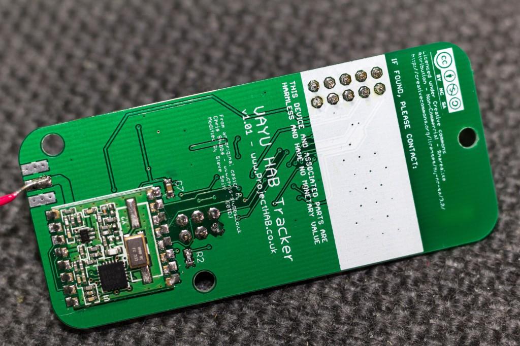 VAYU v1.01 Prototype Bottom