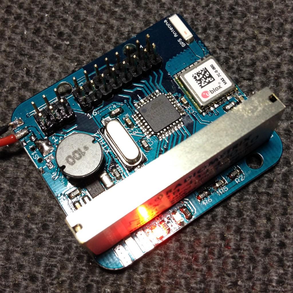VAYU-NTX v1.03 PCB Blink