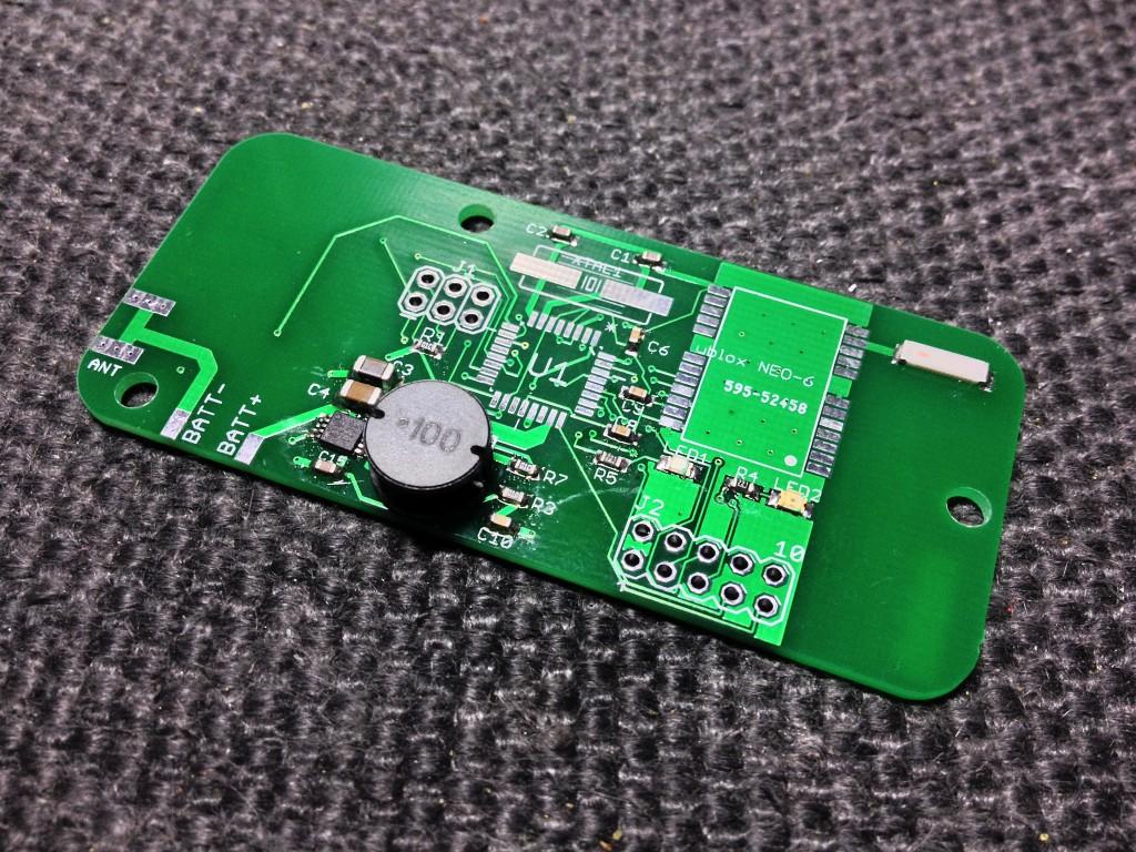 VAYU v1.01 SMD Components