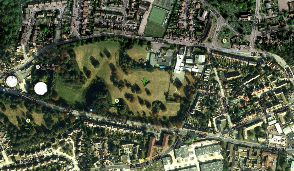 Shenstone Park Location