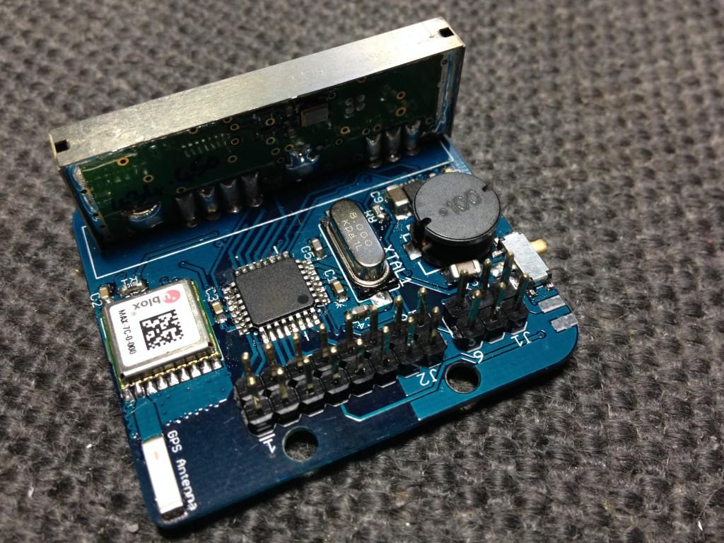 VAYU-NTX v1.03 PCB Assembled